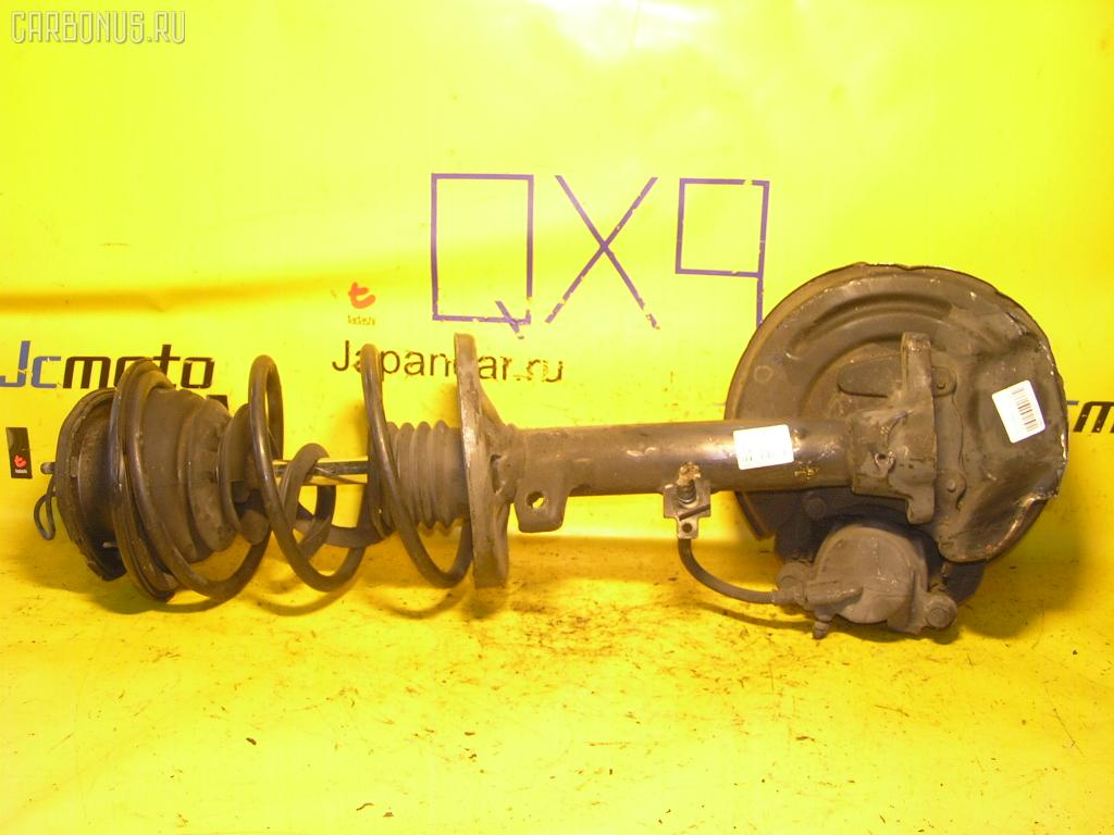 Стойка амортизатора TOYOTA GX81 1G-GE. Фото 2