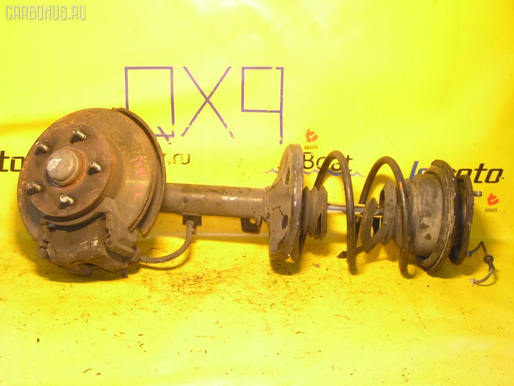 Стойка амортизатора TOYOTA GX81 1G-GE. Фото 3