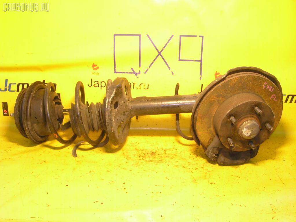 Стойка TOYOTA GX81 1G-GE. Фото 2
