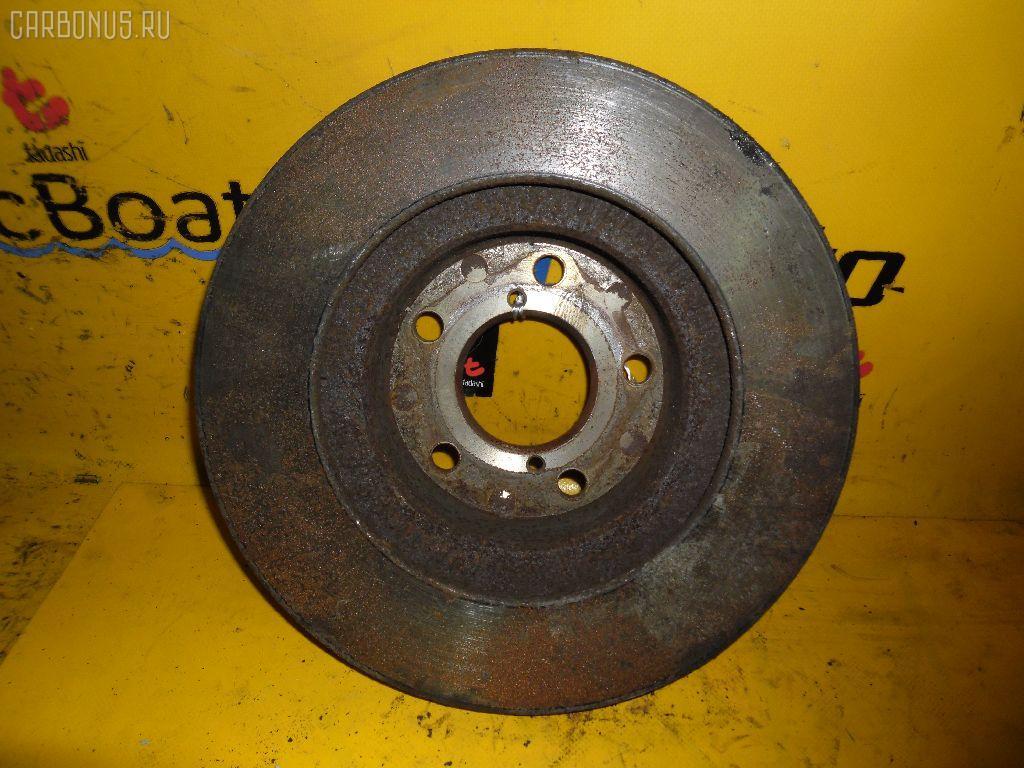 Тормозной диск SUBARU IMPREZA GC2. Фото 1