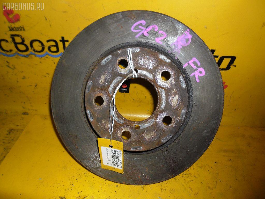 Тормозной диск SUBARU IMPREZA GC2. Фото 2