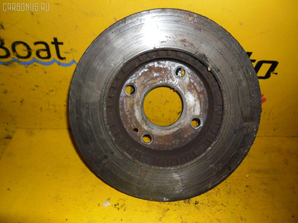 Тормозной диск MAZDA FAMILIA S-WAGON BJ5W. Фото 1