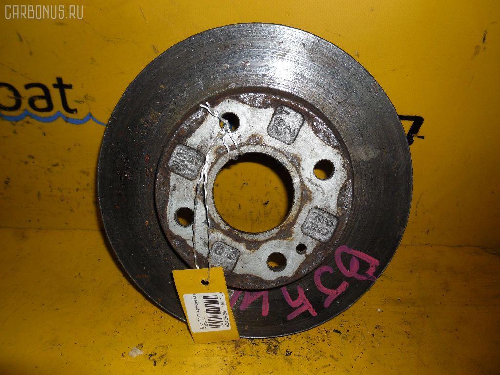 Тормозной диск MAZDA FAMILIA S-WAGON BJ5W. Фото 2