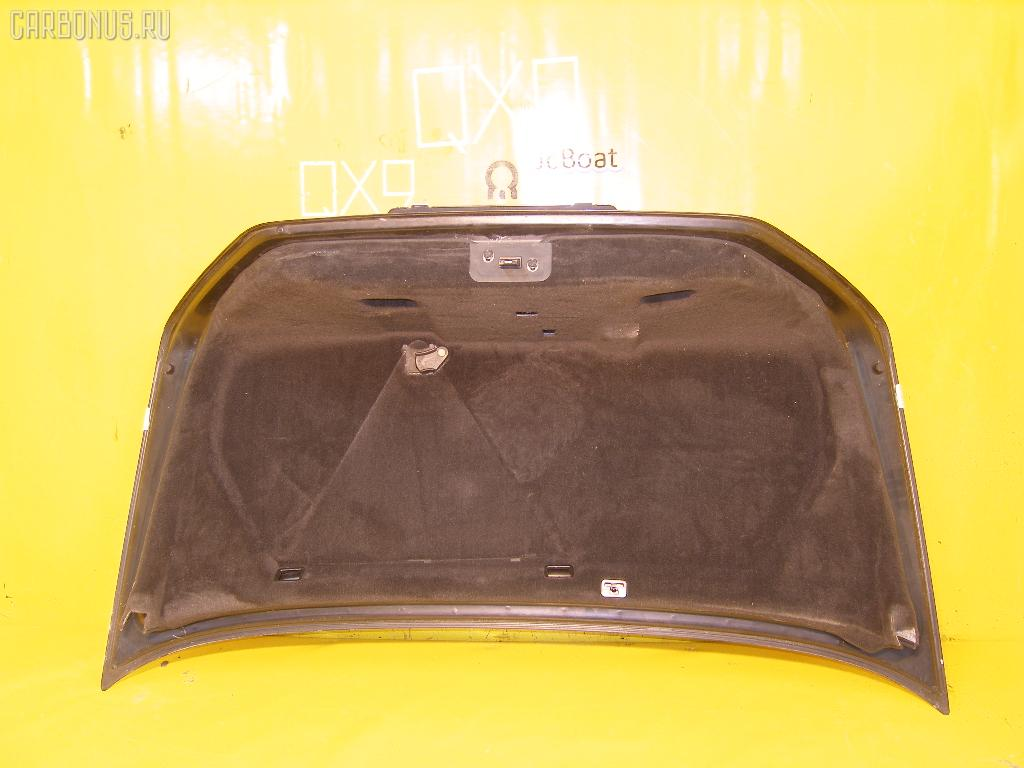 Крышка багажника MERCEDES-BENZ S-CLASS COUPE C140.076 Фото 2
