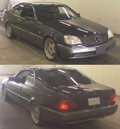 Крышка багажника Mercedes-benz S-class coupe C140.076 Фото 3