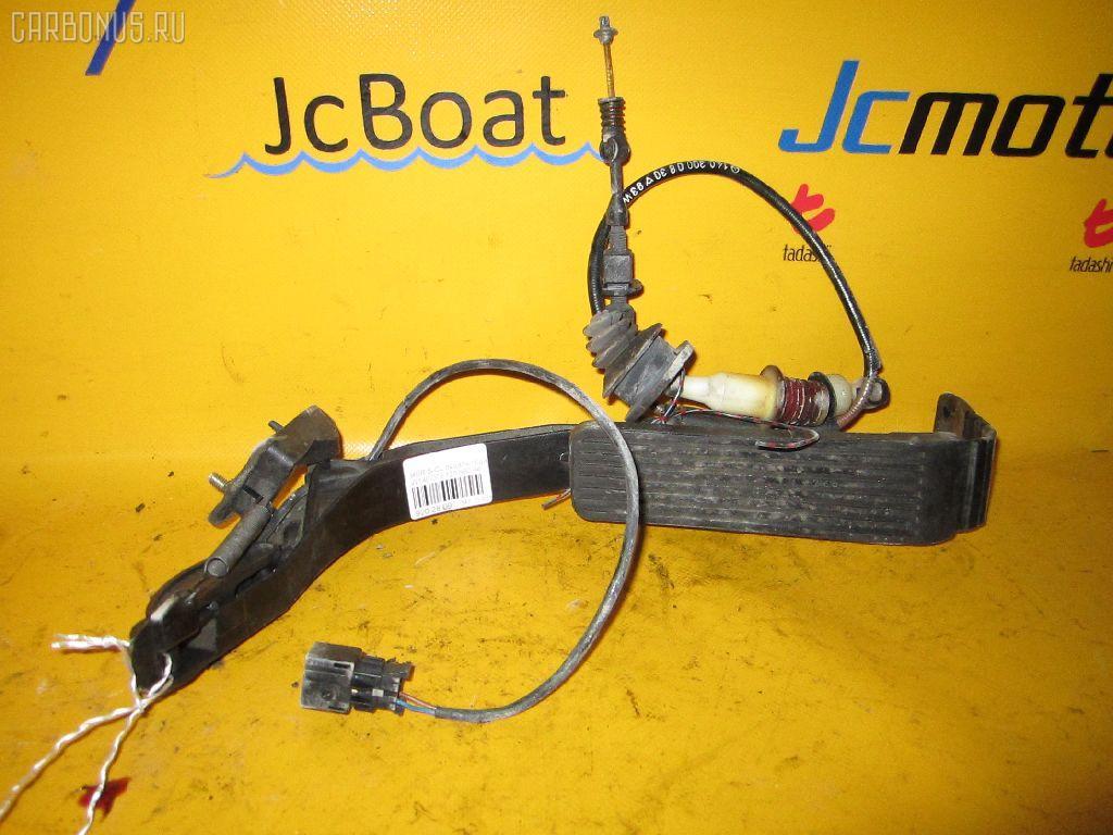 Педаль подачи топлива MERCEDES-BENZ S-CLASS COUPE C140.076 120.980 Фото 1