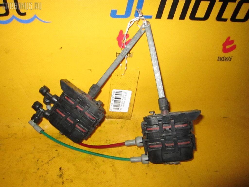 Моторчик заслонки печки MERCEDES-BENZ S-CLASS COUPE C140.076 120.980 Фото 2