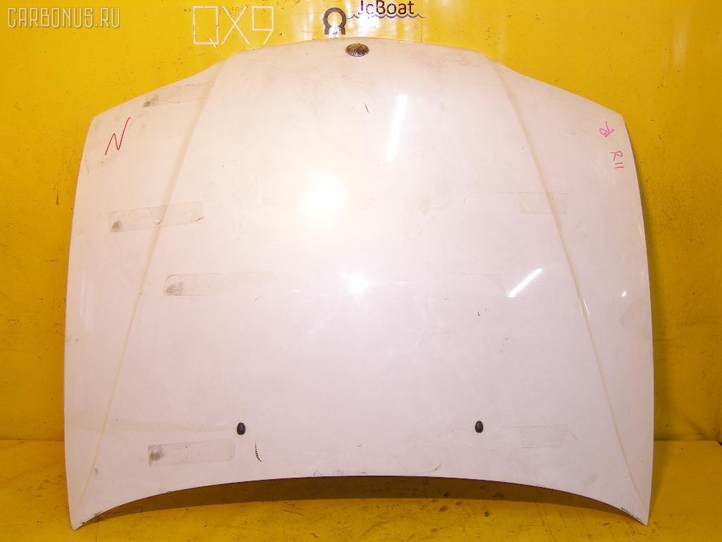 Капот NISSAN PRESEA R11. Фото 6