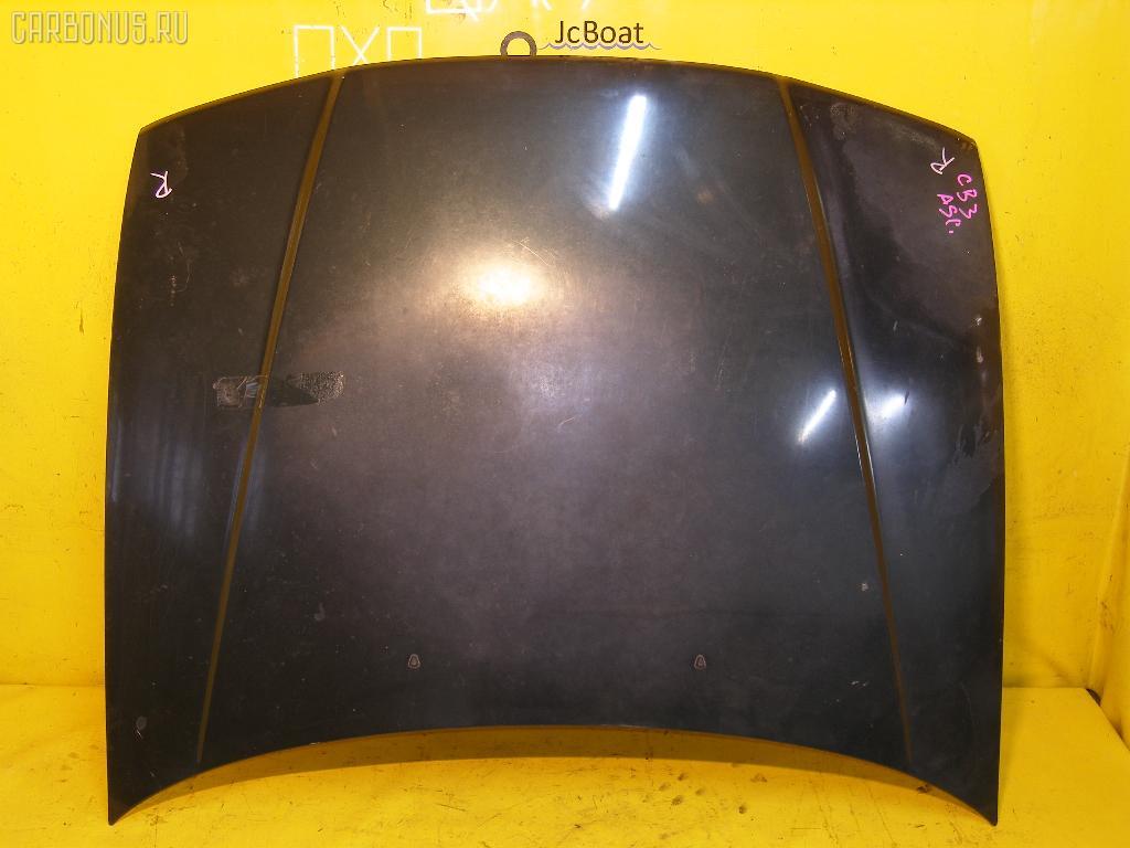 Капот HONDA ASCOT CB3. Фото 1
