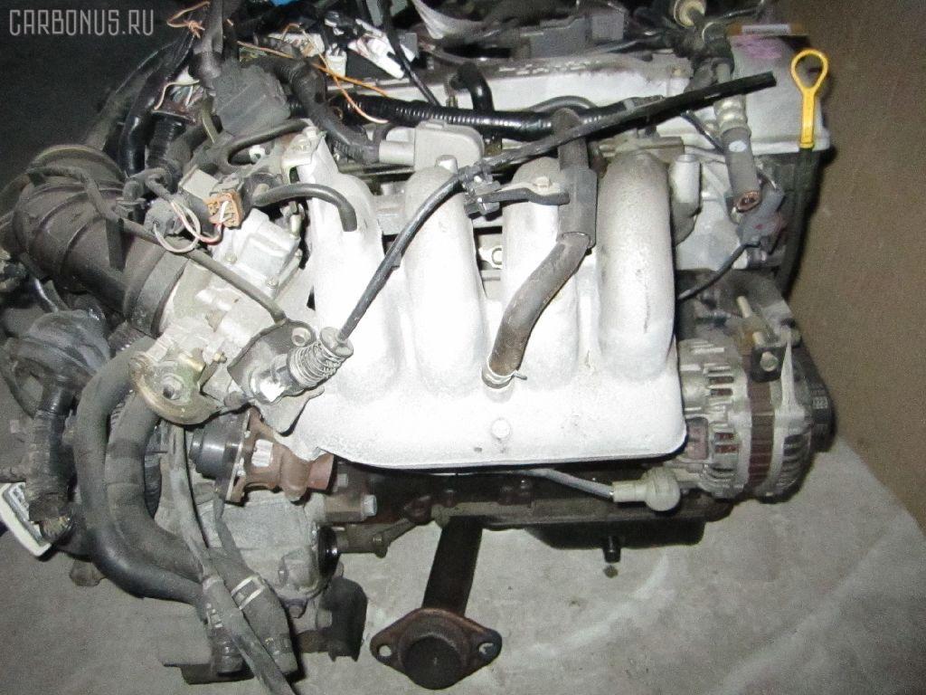 Двигатель MAZDA CAPELLA WAGON GW8W FP-DE. Фото 2
