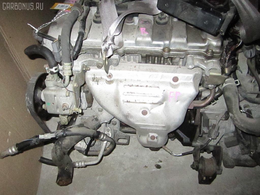 Двигатель MAZDA CAPELLA WAGON GW8W FP-DE. Фото 3
