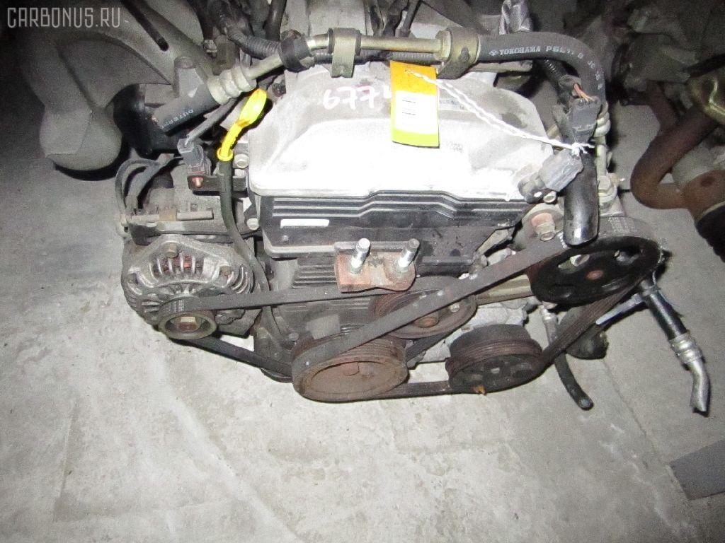 Двигатель MAZDA CAPELLA WAGON GW8W FP-DE. Фото 4