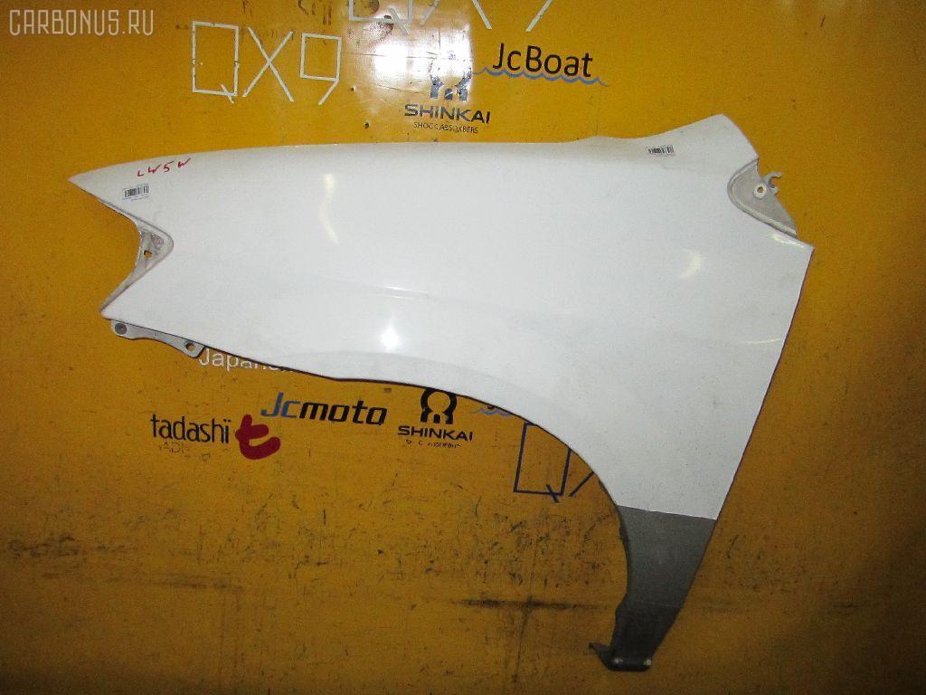 Крыло переднее MAZDA MPV LW5W. Фото 11