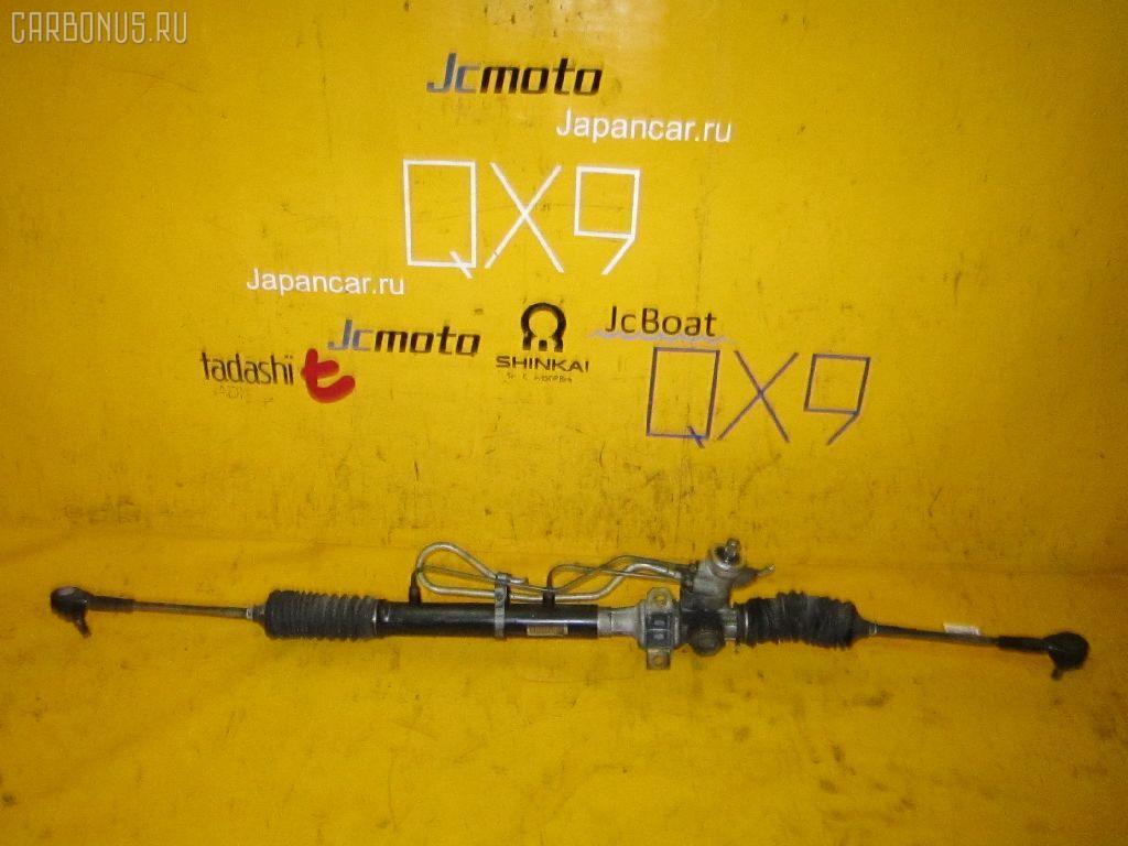 Рулевая рейка MAZDA DEMIO DW5W B5. Фото 7