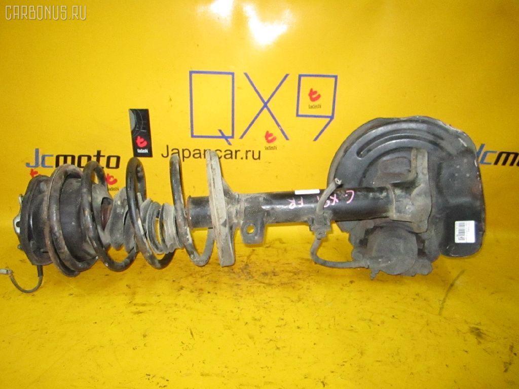 Стойка TOYOTA GX81 1G-FE. Фото 5