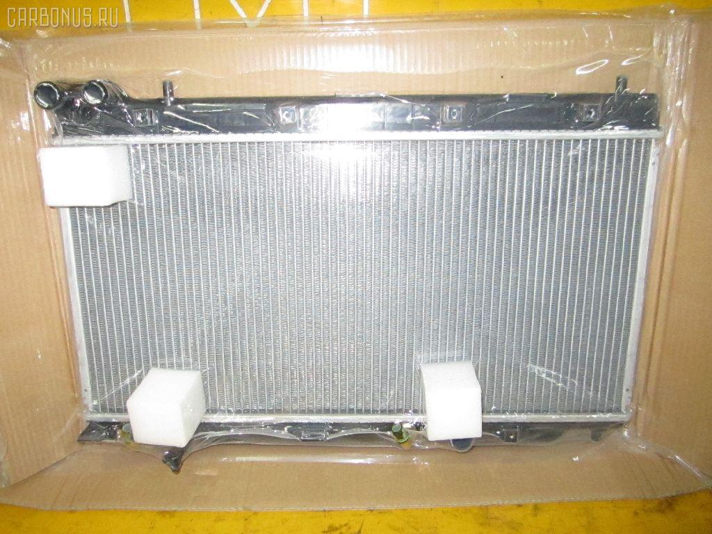 Радиатор ДВС HONDA FIT GD2 L13A. Фото 2