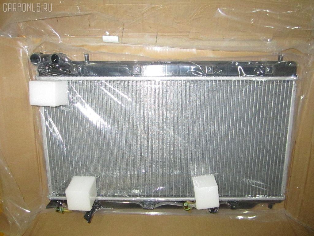Радиатор ДВС HONDA FIT GD2 L13A. Фото 3