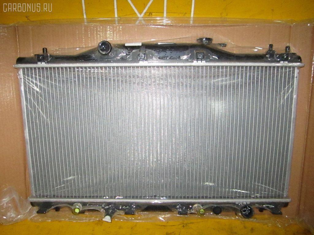 Радиатор ДВС HONDA INTEGRA DC5 K20A. Фото 9
