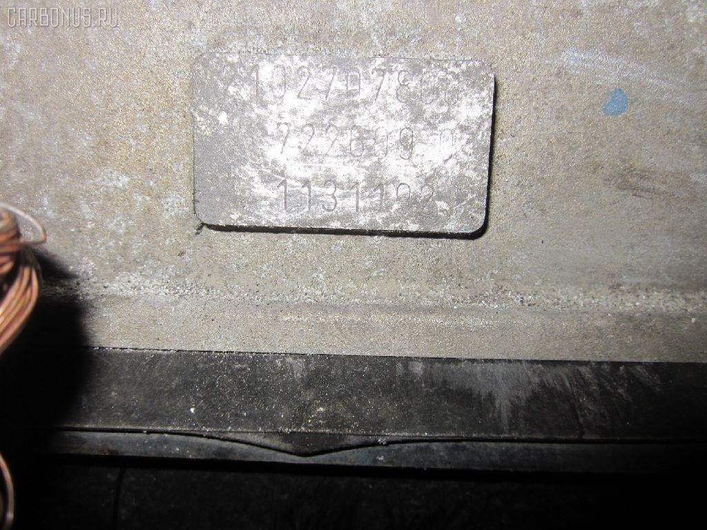 КПП автоматическая MERCEDES-BENZ E-CLASS W210.061 112.911. Фото 9
