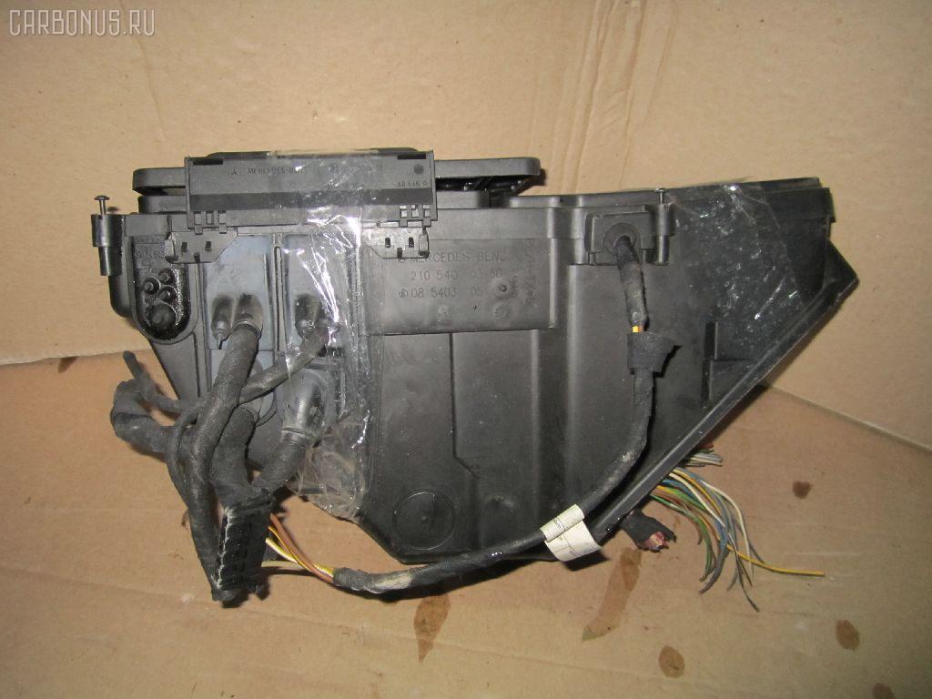 Блок предохранителей MERCEDES-BENZ E-CLASS W210.061 112.911. Фото 1