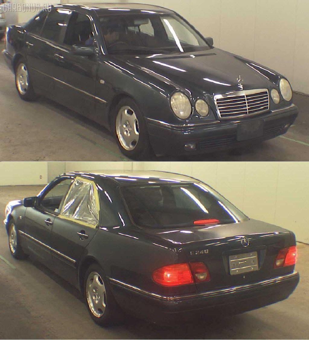Рычаг стояночного тормоза Mercedes-benz E-class W210.061 Фото 1