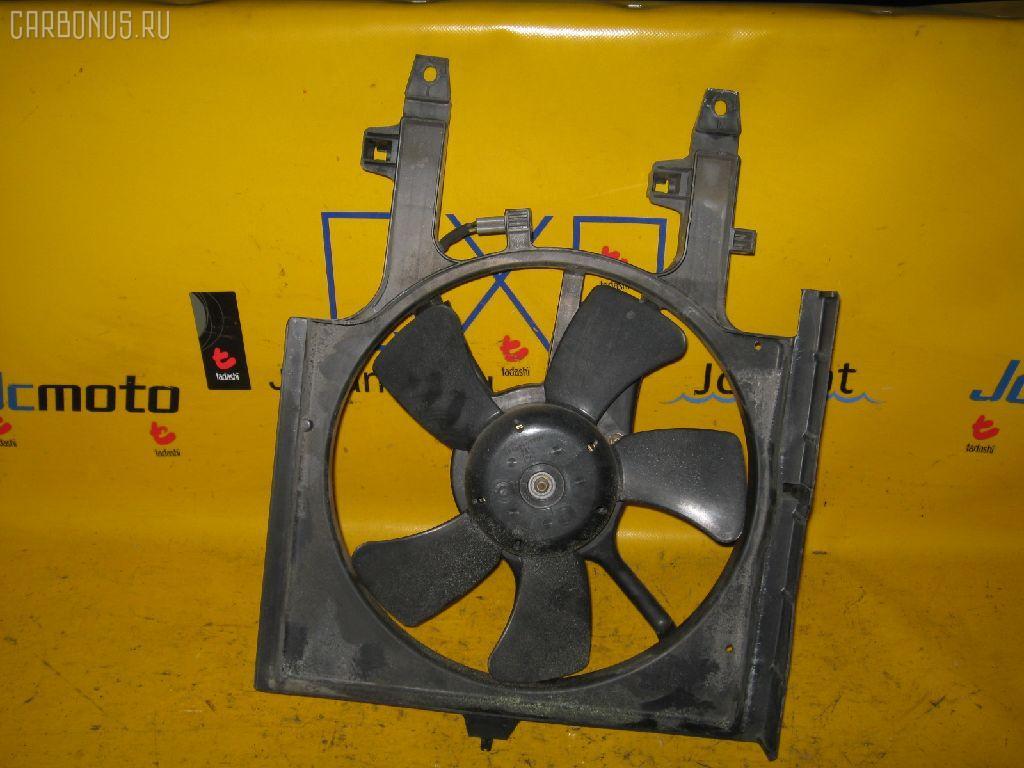 Вентилятор радиатора ДВС NISSAN CUBE AZ10 CGA3DE. Фото 9