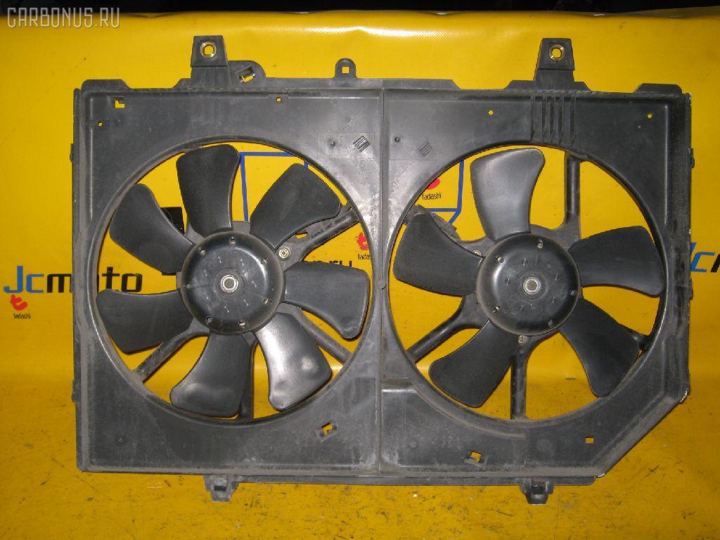 Вентилятор радиатора ДВС NISSAN PRESAGE U30 KA24DE. Фото 5