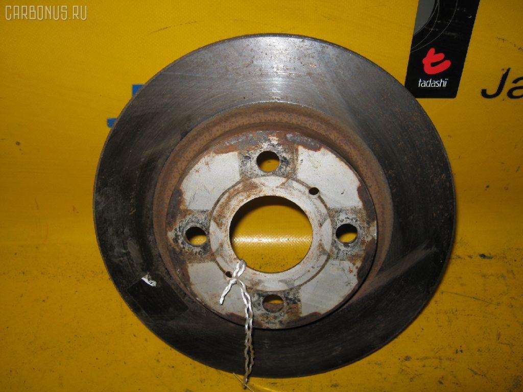 Тормозной диск TOYOTA SPRINTER TRUENO AE111 4A-GE. Фото 9