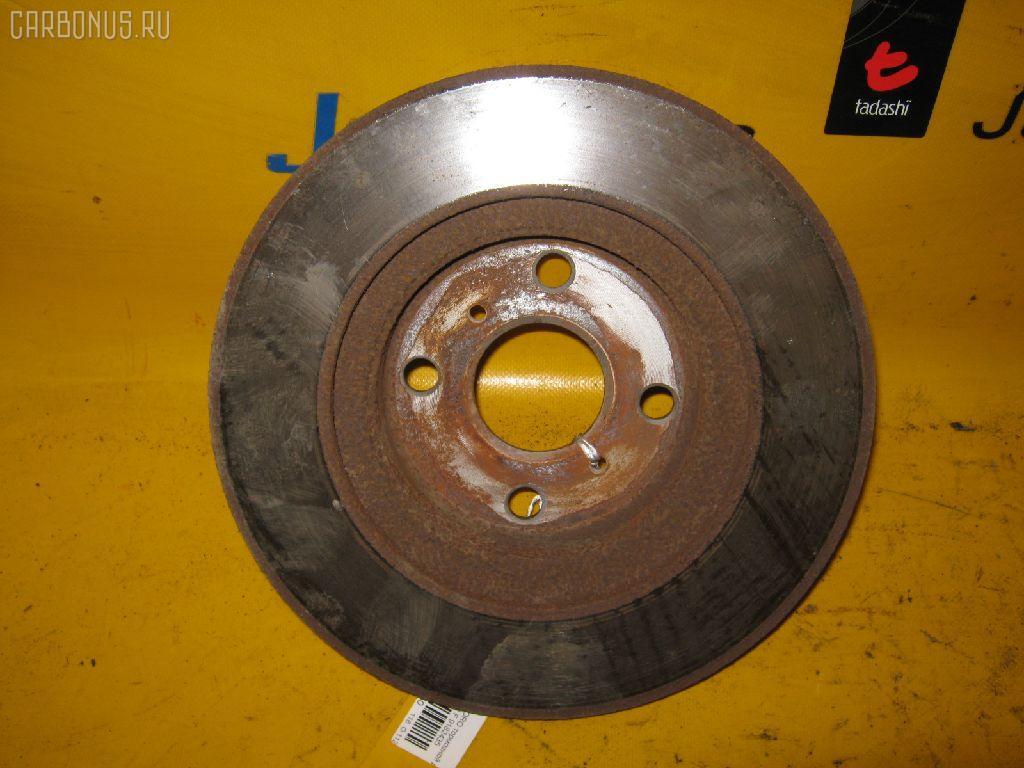 Тормозной диск TOYOTA SPRINTER TRUENO AE111 4A-GE. Фото 10