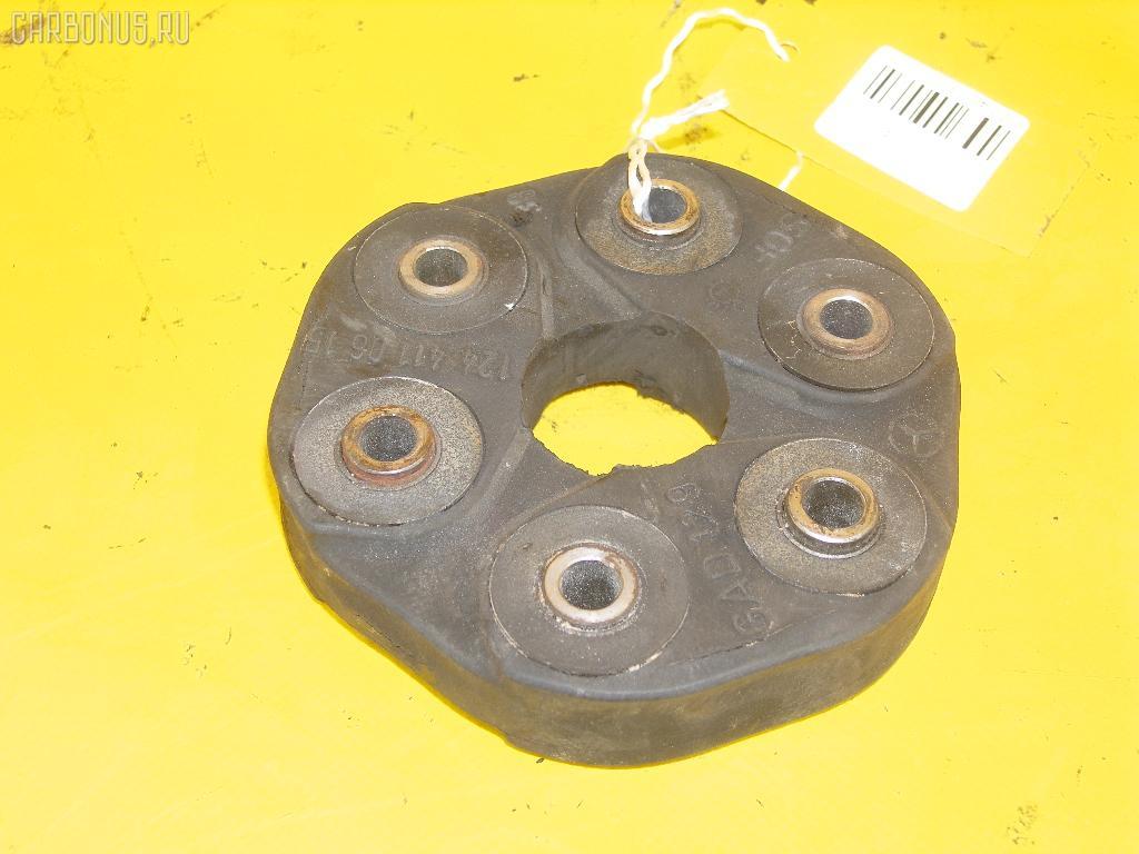 Муфта кардана эластичная MERCEDES-BENZ E-CLASS W210.037 111.970. Фото 3