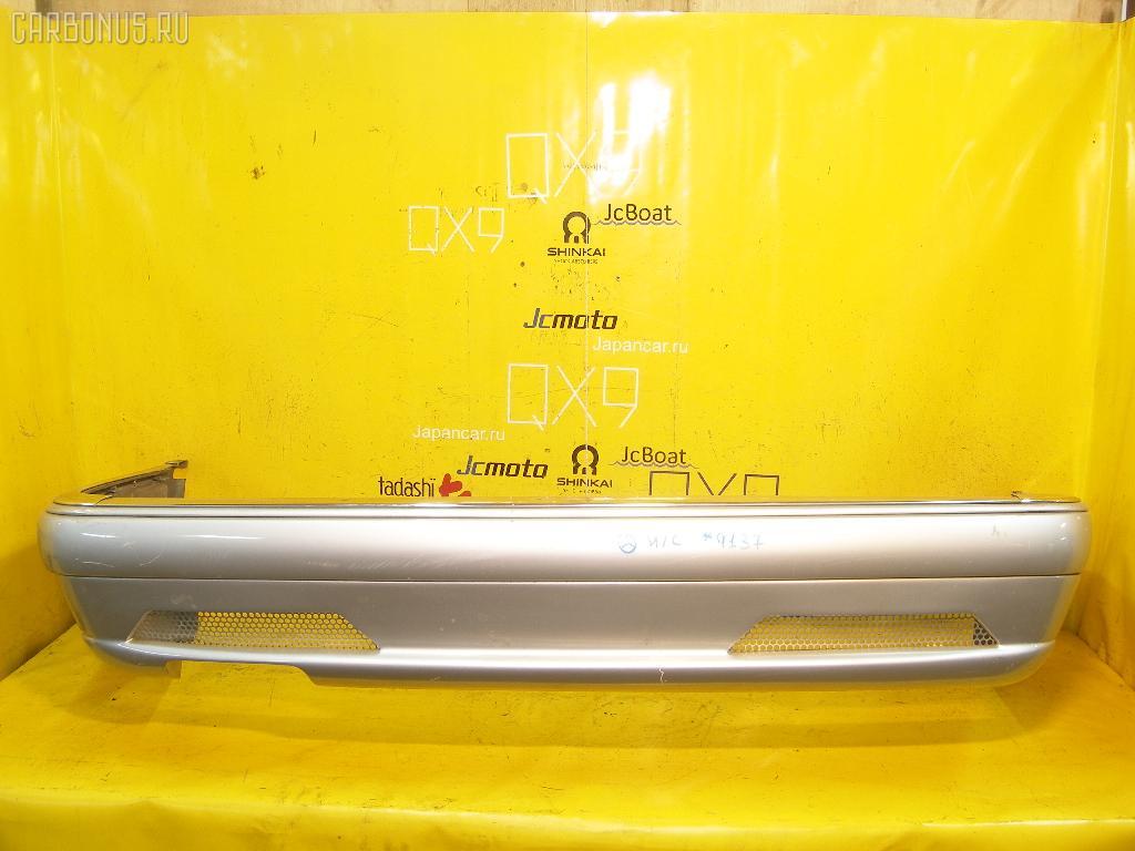 Бампер MERCEDES-BENZ E-CLASS W210.055. Фото 4