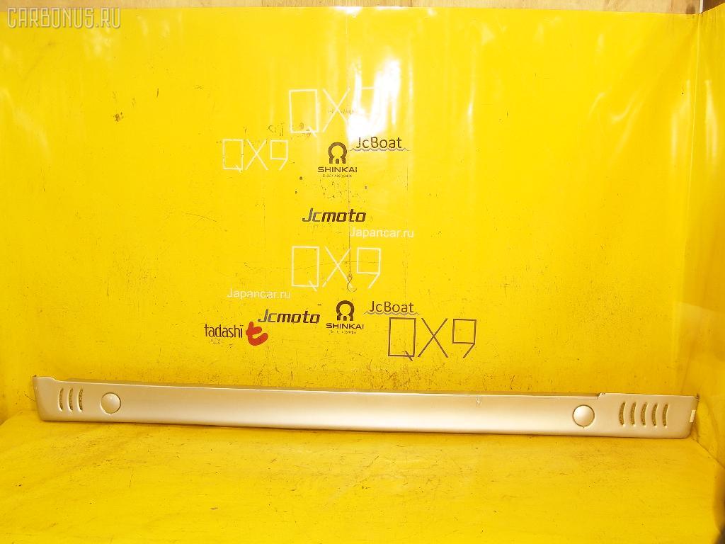 Порог кузова пластиковый ( обвес ) MERCEDES-BENZ E-CLASS W210.055. Фото 11