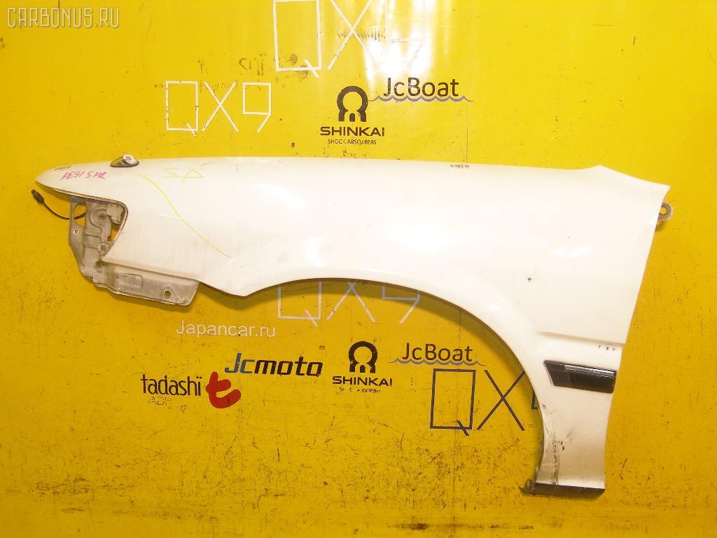 Крыло переднее TOYOTA SPRINTER AE91. Фото 3