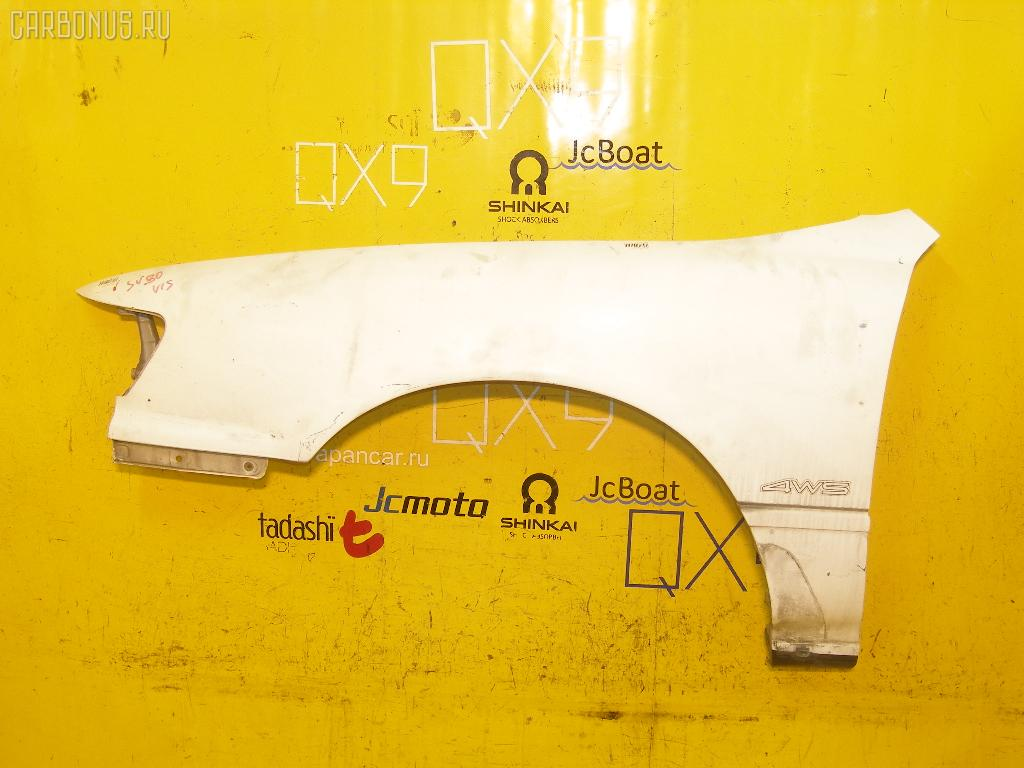 Крыло переднее TOYOTA VISTA SV30. Фото 5