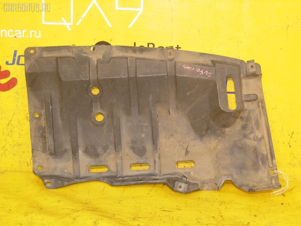 Защита двигателя TOYOTA SV40 4S-FE. Фото 1
