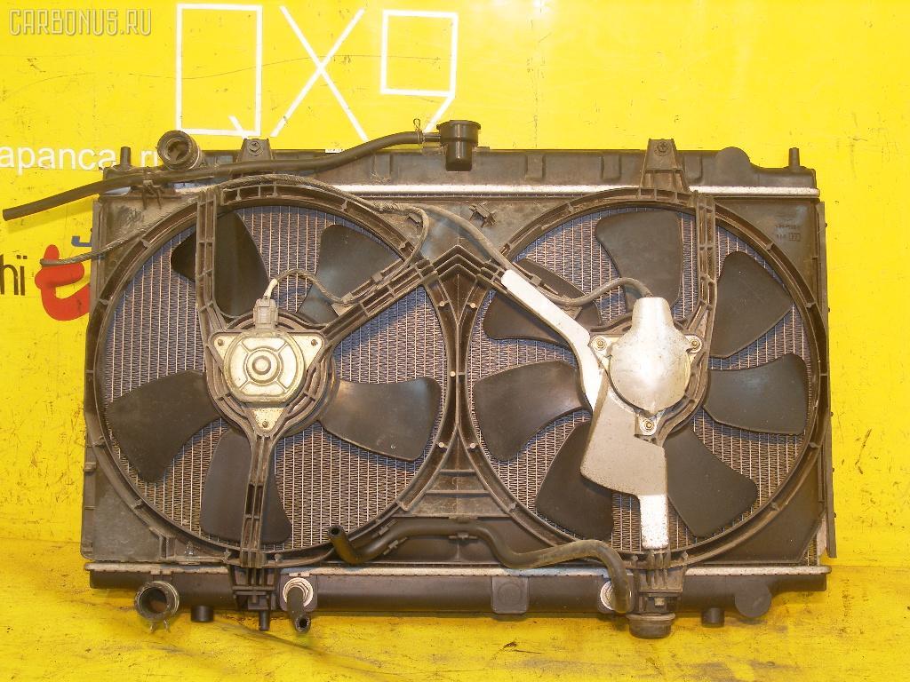 Радиатор ДВС NISSAN PRIMERA WAGON WQP11 QG18-DD. Фото 11