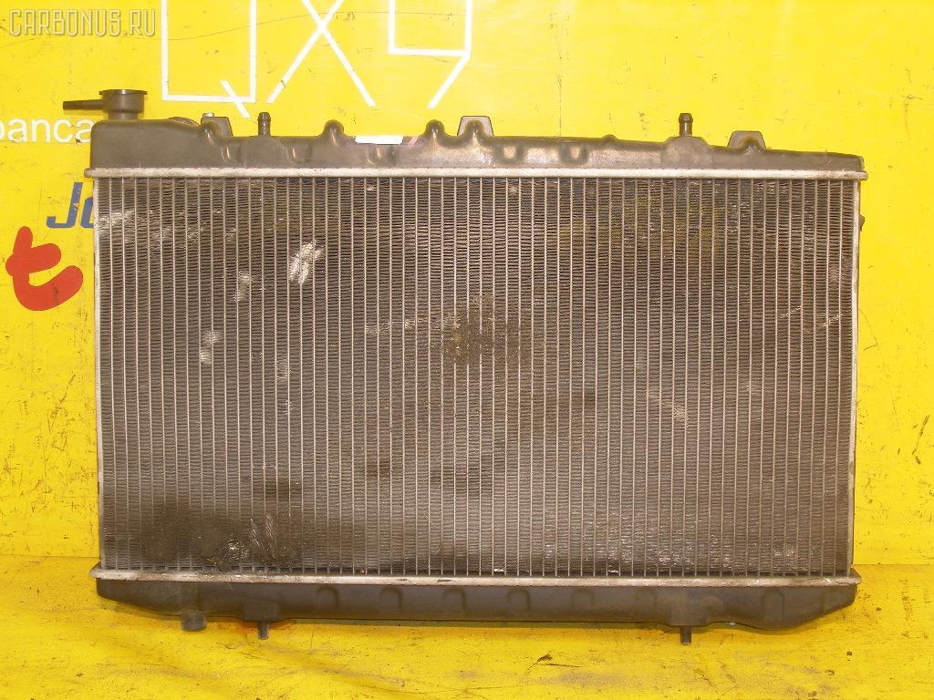Радиатор ДВС NISSAN PRIMERA P10 SR18DE. Фото 5