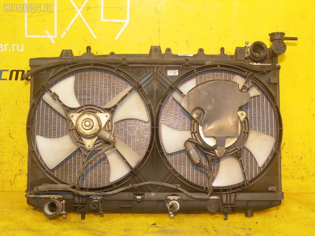 Радиатор ДВС NISSAN PRIMERA P10 SR18DE. Фото 6