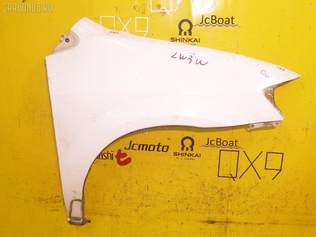Крыло переднее MAZDA MPV LW3W. Фото 3