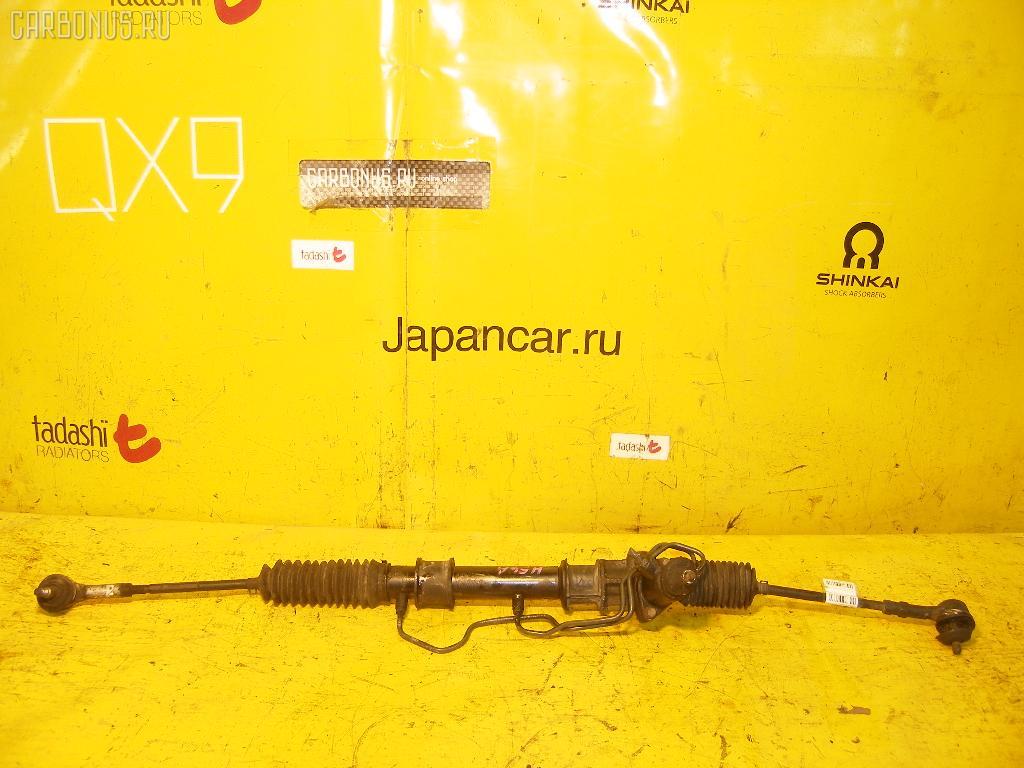 Рулевая рейка MITSUBISHI PAJERO MINI H56A 4A30. Фото 10