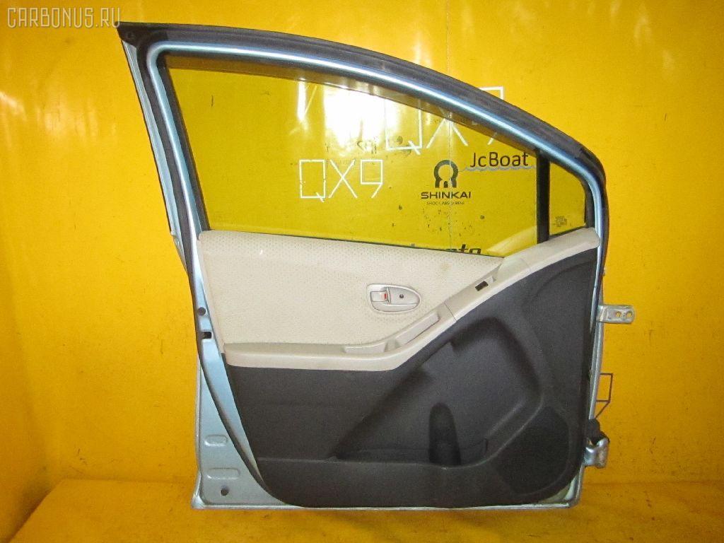 Дверь боковая TOYOTA VITZ SCP90. Фото 8