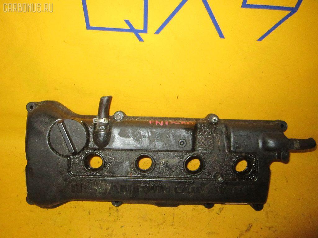Клапанная крышка NISSAN PULSAR FN15 GA15DE. Фото 5