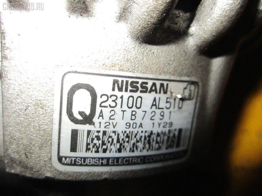 Генератор NISSAN CEDRIC HY34 VQ30DD. Фото 1