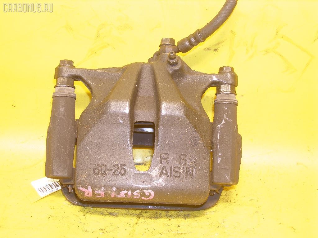 Суппорт TOYOTA CROWN GS151 1G-FE. Фото 4