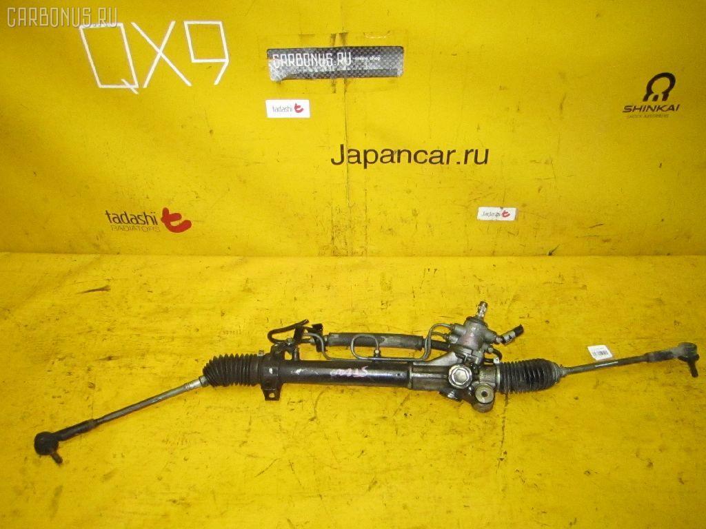 Рулевая рейка TOYOTA ST200 4S-FE. Фото 8