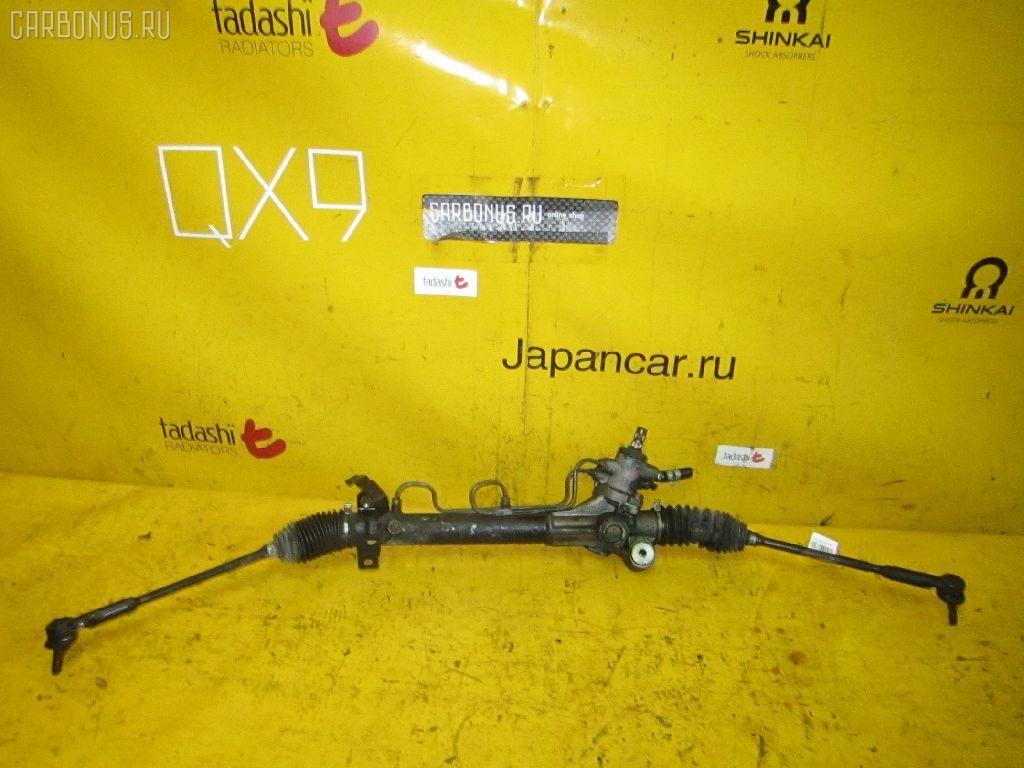 Рулевая рейка TOYOTA ST200 4S-FE. Фото 9