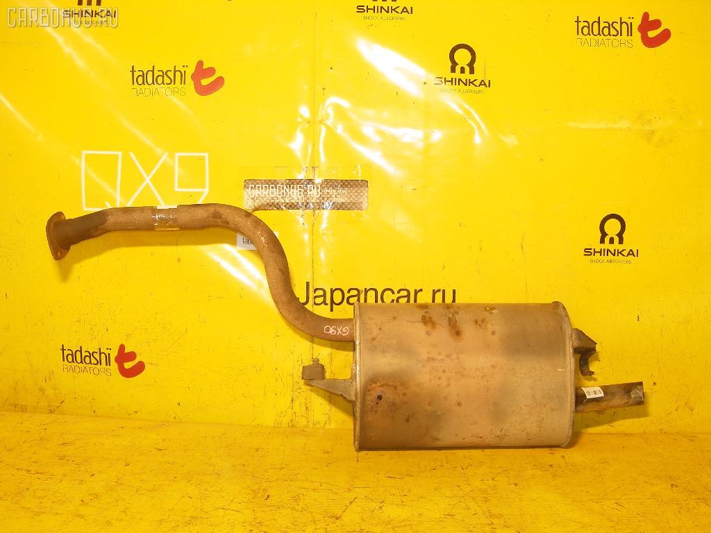 Глушитель TOYOTA GX90 1G-FE. Фото 5