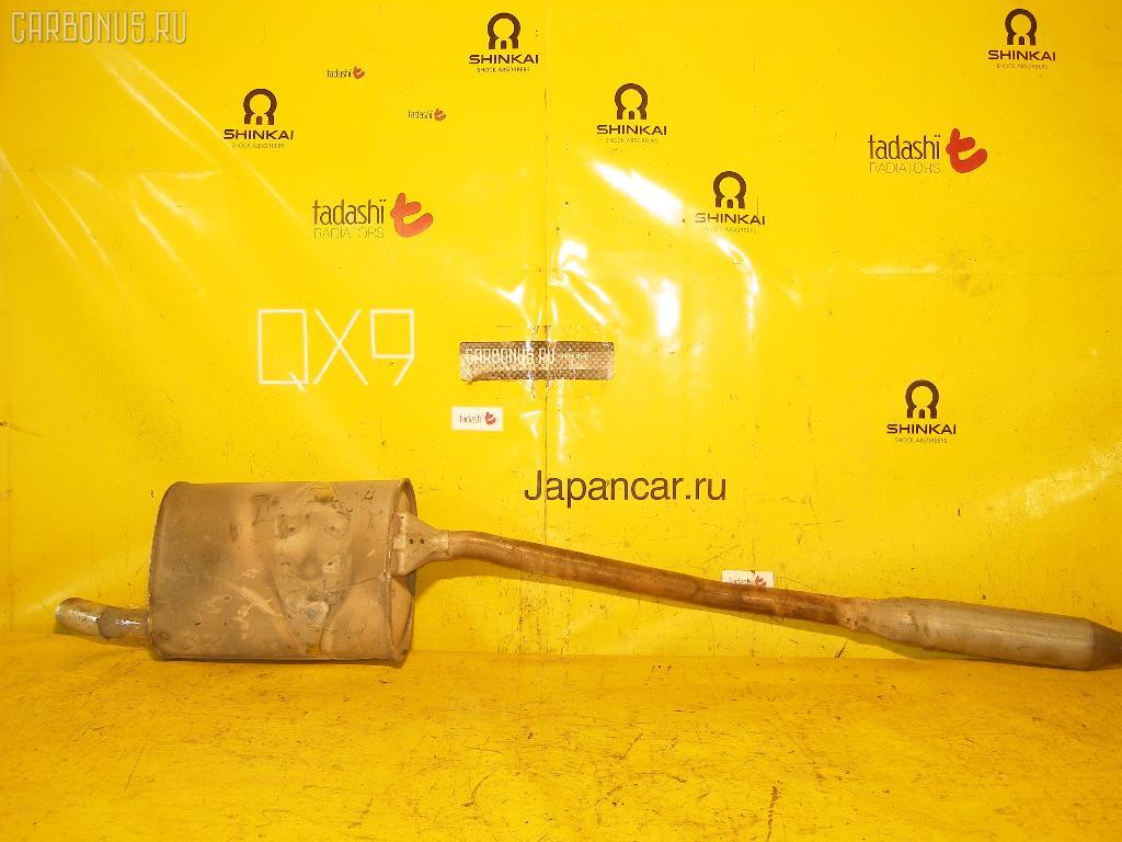 Глушитель TOYOTA GAIA SXM10G 3S-FE. Фото 7