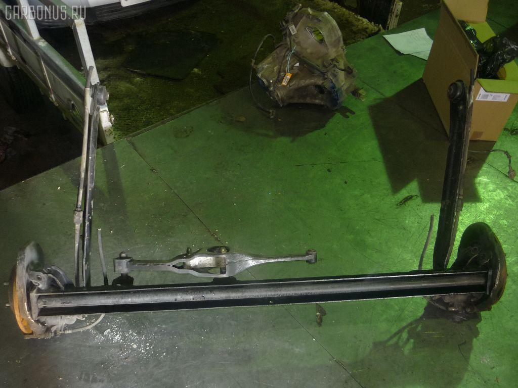 Балка подвески NISSAN CEFIRO A32 VQ20DE. Фото 7