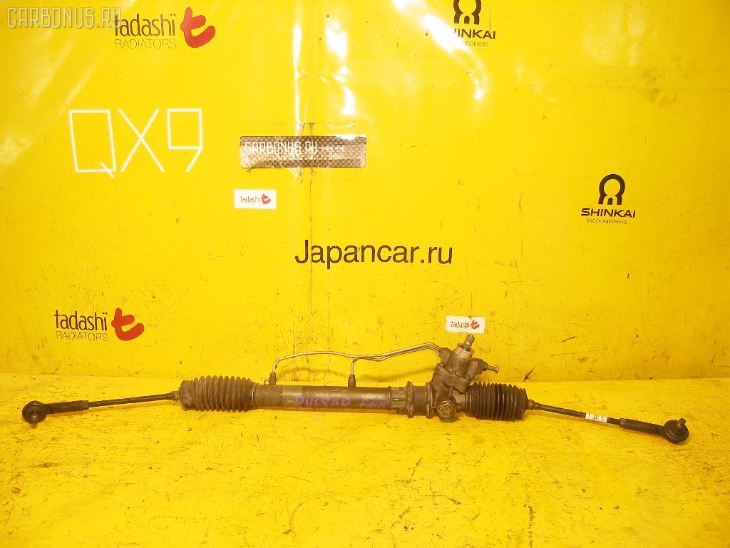 Рулевая рейка NISSAN PULSAR FN15 GA15DE. Фото 11